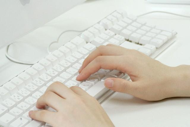イメージ画像 パソコンキーボード