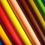 色の概念のお話(違う)、CMYKの女、RGBの男、♯なんちゃらの男。