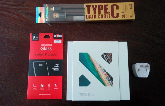 EXPANSYS Nexus5X